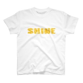 SHINE T-shirts
