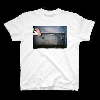 らくがき屋さんのシャボン玉 T-shirts