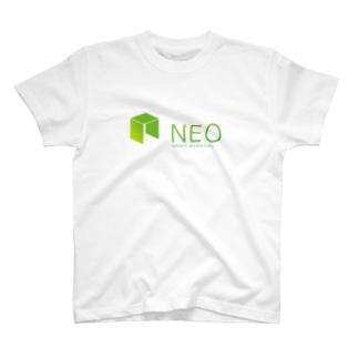 仮想通貨NEO ...[B] T-shirts