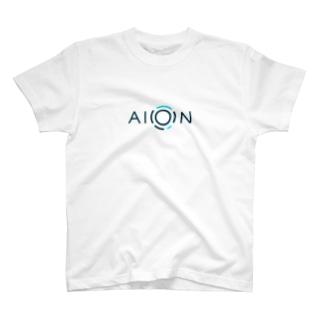 仮想通貨AION T-shirts