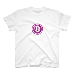 仮想通貨 Bitcore T-shirts