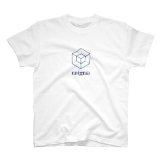 仮想通貨Enigma T-shirts