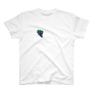 matsunomiのブドウ T-shirts