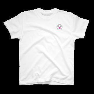 yukimaruの真っ白いヤツ! T-shirts
