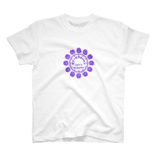 ブリービクスパイン T-shirts