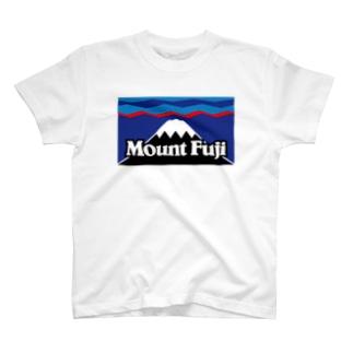 Mount Fuji 富士山 T-shirts