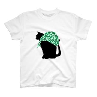 泥棒猫 T-shirts