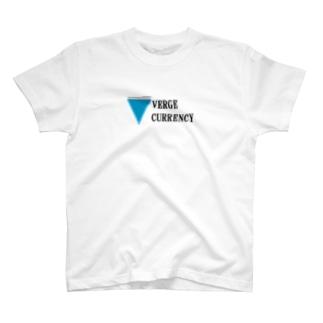 VERGE XVG ヴァージ T-shirts