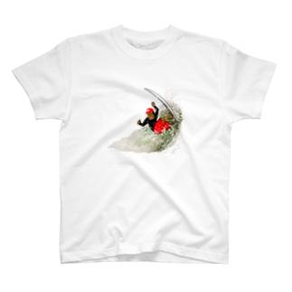 IKEMEN SURFER T-shirts