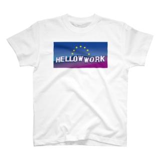 ハローワーク専用 T-shirts