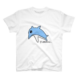バンドウイルカ T-shirts