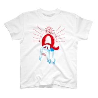 ばたんQ T-shirts