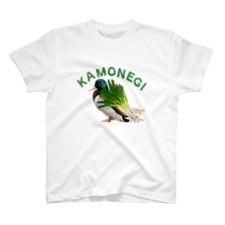 chicodeza by suzuriのカモネギマスター2 トップス T-shirts