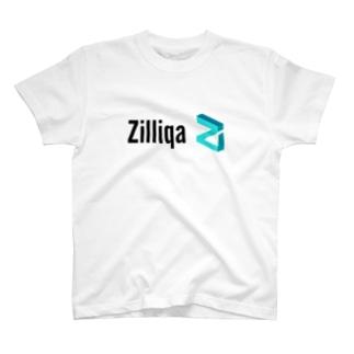 仮想通貨 ZILLIQQA T-shirts