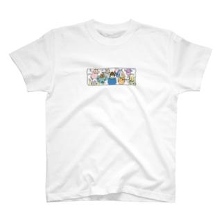 音モレズンチャカ T-shirts