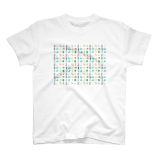 Milk project!_ver2 T-shirts