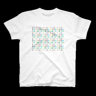 牛乳だいすき!のMilk project!_ver2 T-shirts