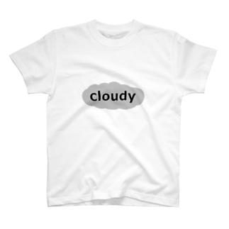 cloudy T-shirts