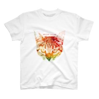 ぬこ01 T-shirts