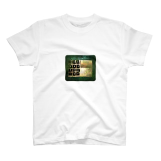 ENTER PASSWORD T-shirts