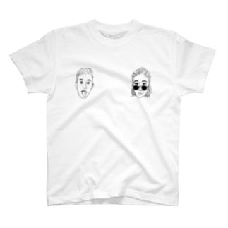 nipples T-shirts