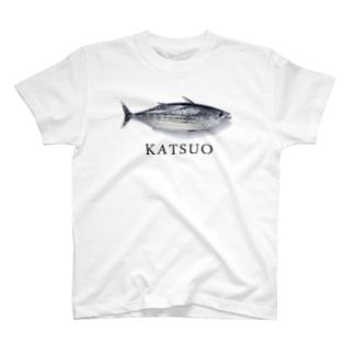 カツオ T-shirts