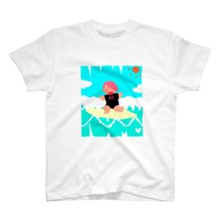 ハッピーなみのり T-shirts