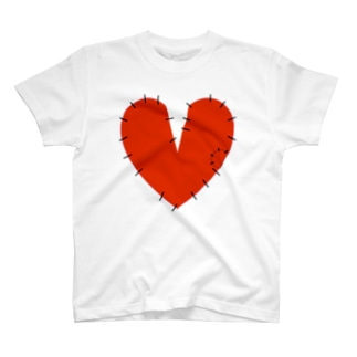 Sewing Heart T-shirts