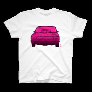 猫山アイス洋品店の中古車 T-shirts