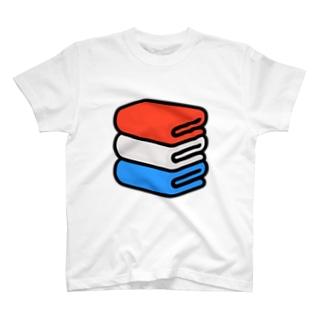 トリコロール#002 T-shirts