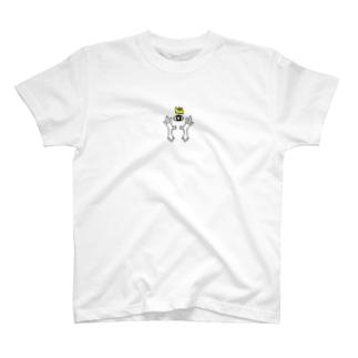 め、3 T-shirts