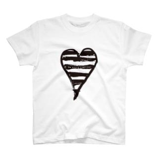 しましまのcocoro T-shirts