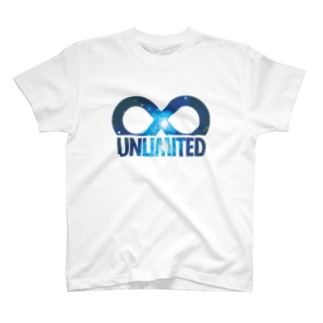 UNLIMITED T-shirts