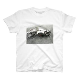 Burnout DUCATI T-shirts