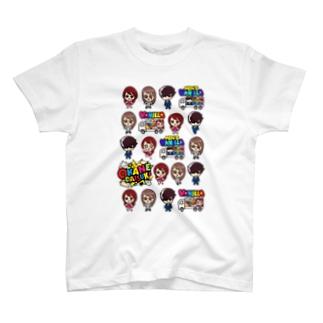 VANILLA★TOWN T-shirts