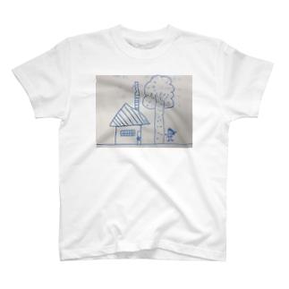 聖委員長のイラスト T-shirts