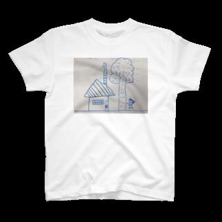 mizusakiの聖委員長のイラスト T-shirts