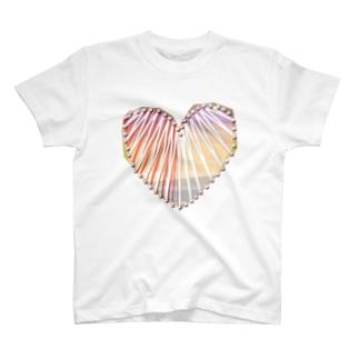 Stringハート T-shirts