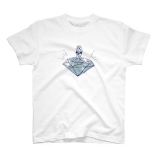 おんなのこはみんな原石 T-shirts