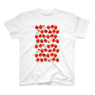 いちごちゃんず2 T-shirts