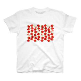 いちごちゃんず3 T-shirts