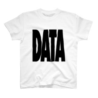 BIG DATA T-shirts