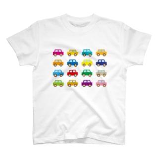 CARS T-shirts