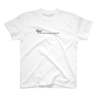 エダマメトイチ tokotoko T-shirts