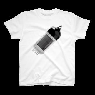 D-N-A Goods Shopの真空管 T-shirts