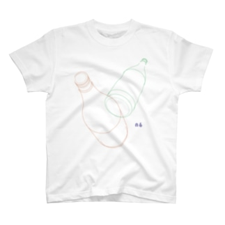 一升瓶 2 T-shirts