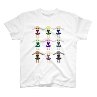 いろうさ T-shirts