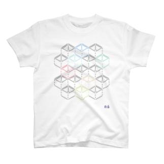 MASUMASU T-shirts