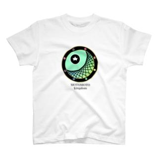 モトモトキングダム T-shirts