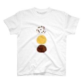 和菓子とりお T-shirts
